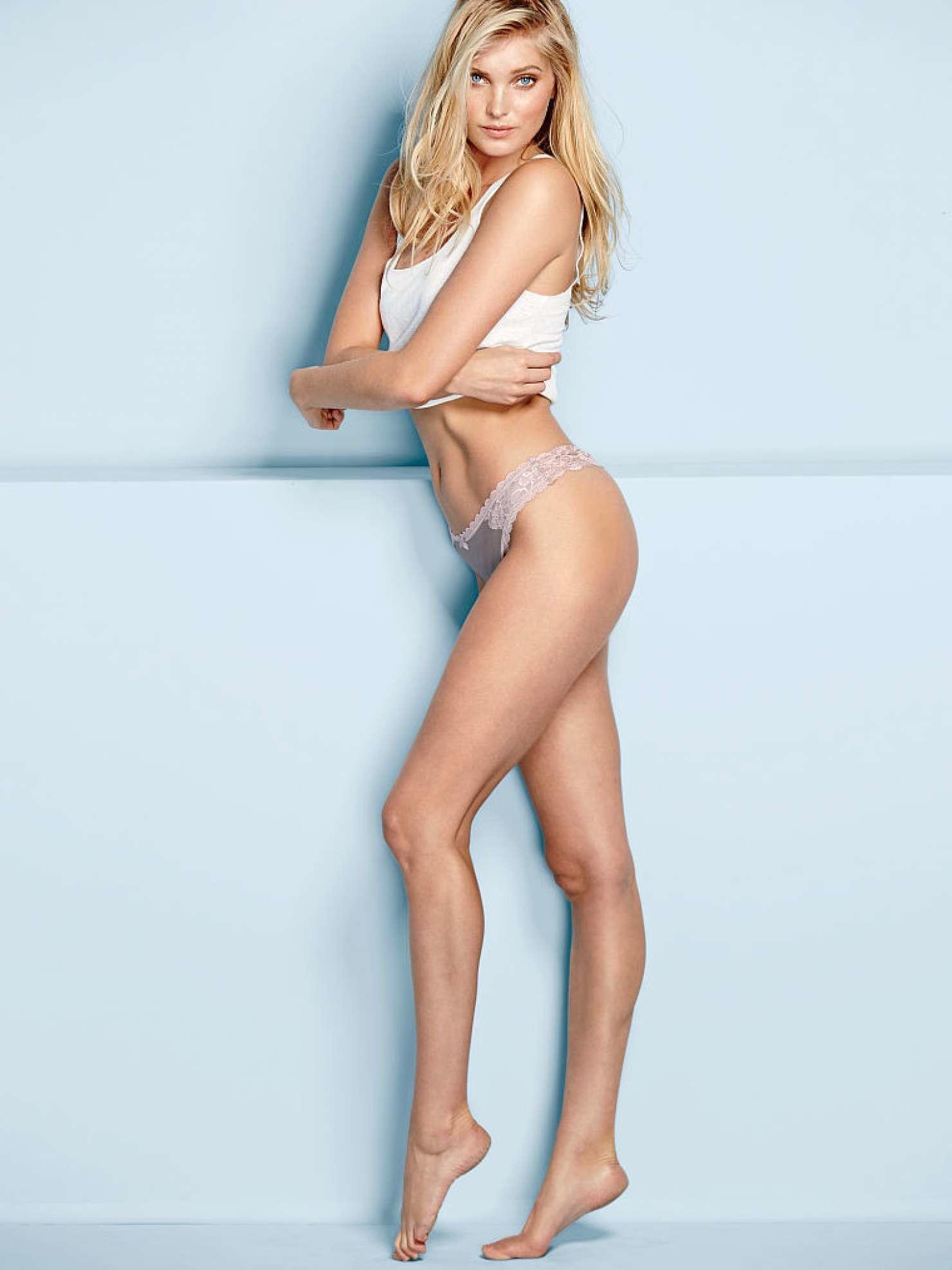 软妹:最性感的瑞典姑娘,这个维密天使曾经是一位篮球运动员
