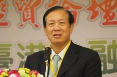商总理事长赖正镒指,将有200企业家参加高雄投资说明会。(记者 黄春梅摄)