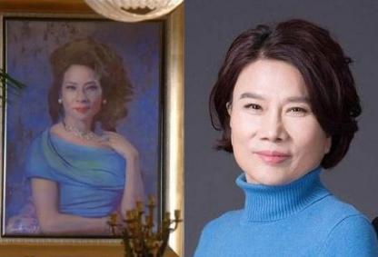 像不像?华裔女星刘玉玲被指撞脸企业家董明珠
