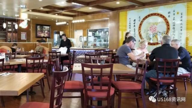 美国达福中餐馆老板娘白天卖餐 晚上按摩店兼职