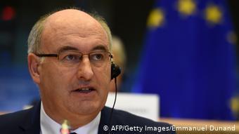 Bildergalerie EU Kommissare Phil Hogan (AFP/Getty Images/Emmanuel Dunand)