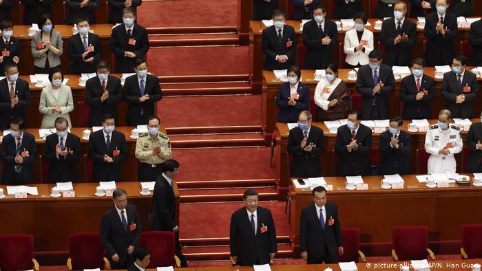 China - Xi Jinping (picture-alliance/AP/N. Han Guan)