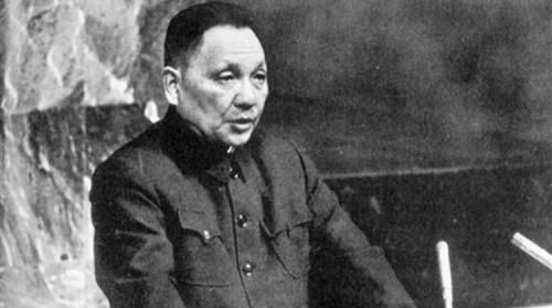 """无论是反右运动、封杀民主墙运动、镇压""""64""""血案,件件都是由邓小平主导的。"""