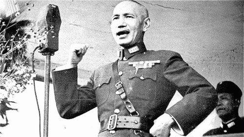 """蒋委员长向国军发表《庐山谈话》,根源是""""牺牲未至最后关头,决不轻言牺牲。"""""""