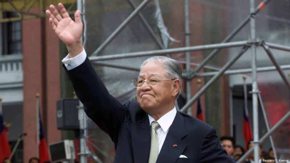 Taiwan Taipei | Ehemaliger Präsident von Taiwan | Lee Teng-hui verstorben