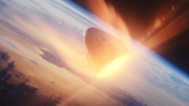 创造历史!载人飞船返地球 一文读懂十大细节