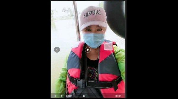 """为了替儿子伸冤的马波,一名常住北戴河的黑龙江维权人士马波,已经遭到当局定性为""""零控人员""""。"""