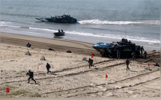 若台美建立国家间实质关系 将武统台湾