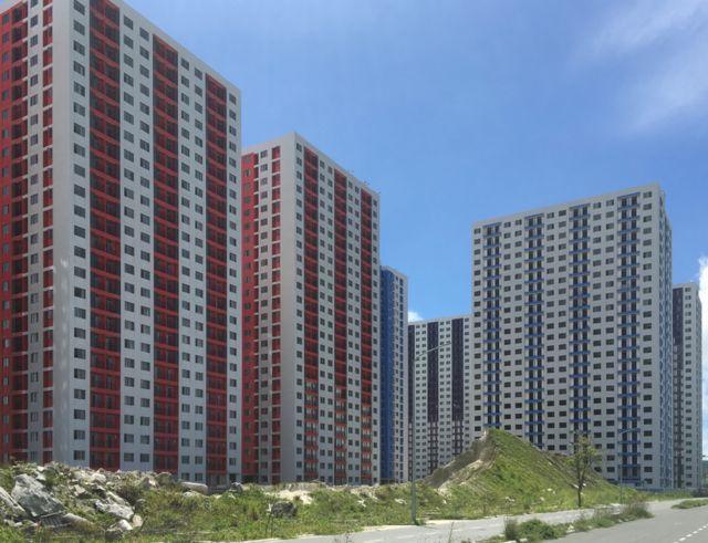 中国资金带动了当地岛屿房地产和商业开发的繁荣景象。