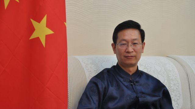 Ambassador Zhang Lizhong says