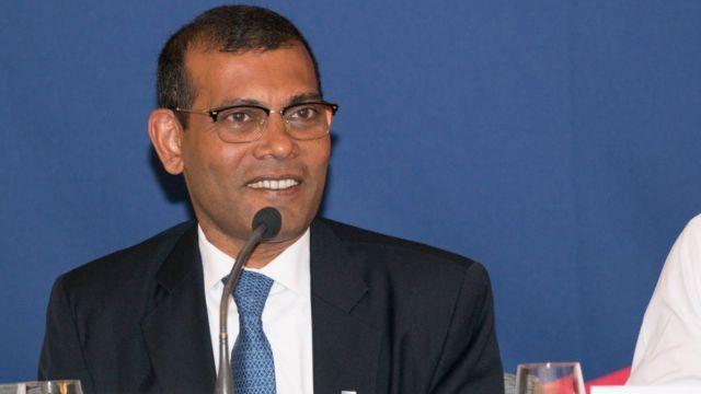 穆罕默德·纳希德(Mohamed Nasheed)