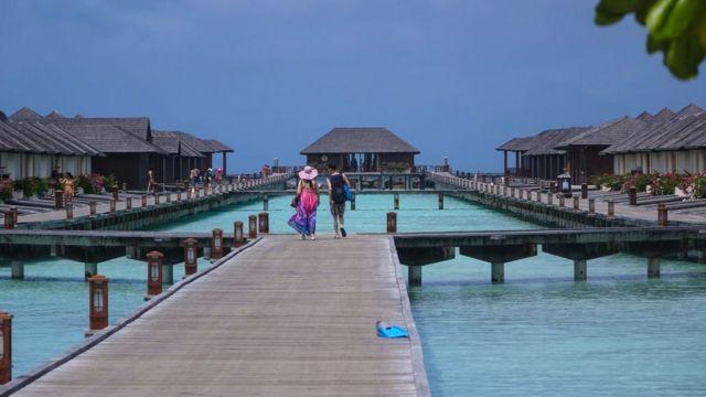 马尔代夫经济严重依赖旅游业