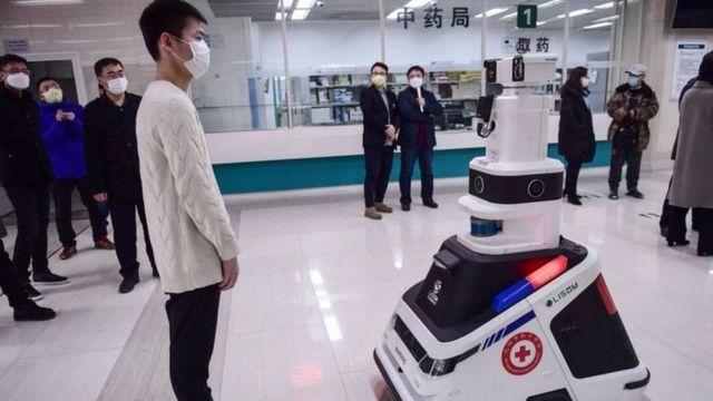 中国测试机器人