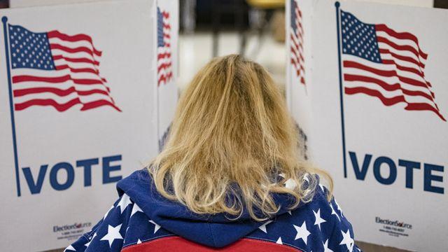 """美国大选:历å2上äo""""位输äo†é€‰ç¥¨å′å…¥主白宫的总统- BBC News ä¸-æ–‡"""