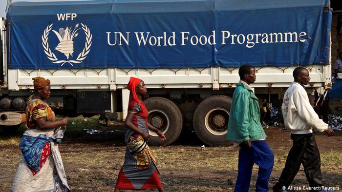 Nobelpreisträger 2020 | Friedensnobelpreis | UN World Food Programme (Alissa Everett/Reuters)