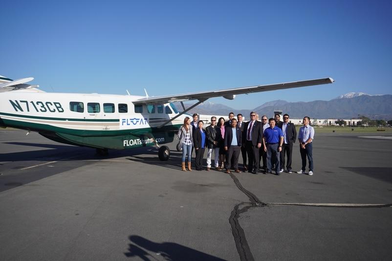 Float Shuttle团队一启航即遇滑铁卢,在航空界再觅新商机。