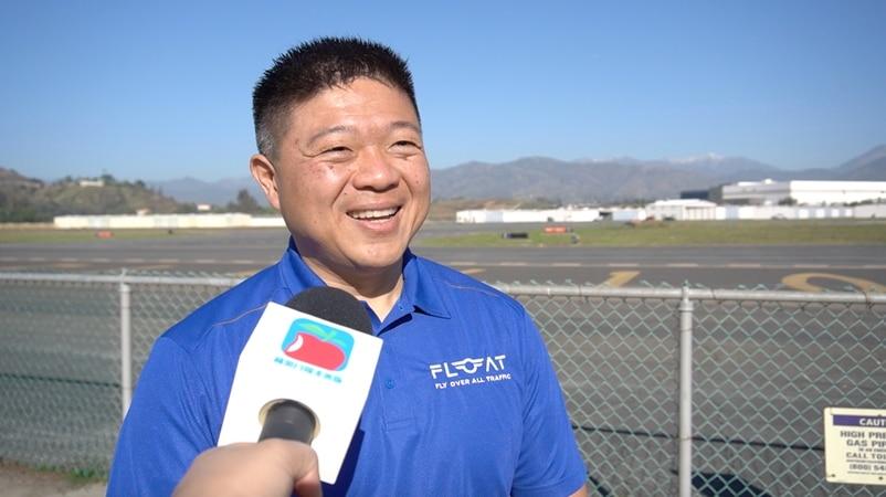 他于去年底接受《苹果》访问时,对于Float Shuttle前景感到乐观。