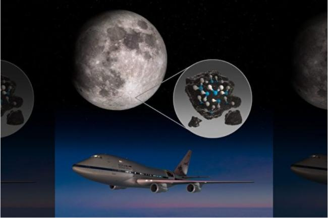 NASA在月球阳面发现水 或有助于深空探索
