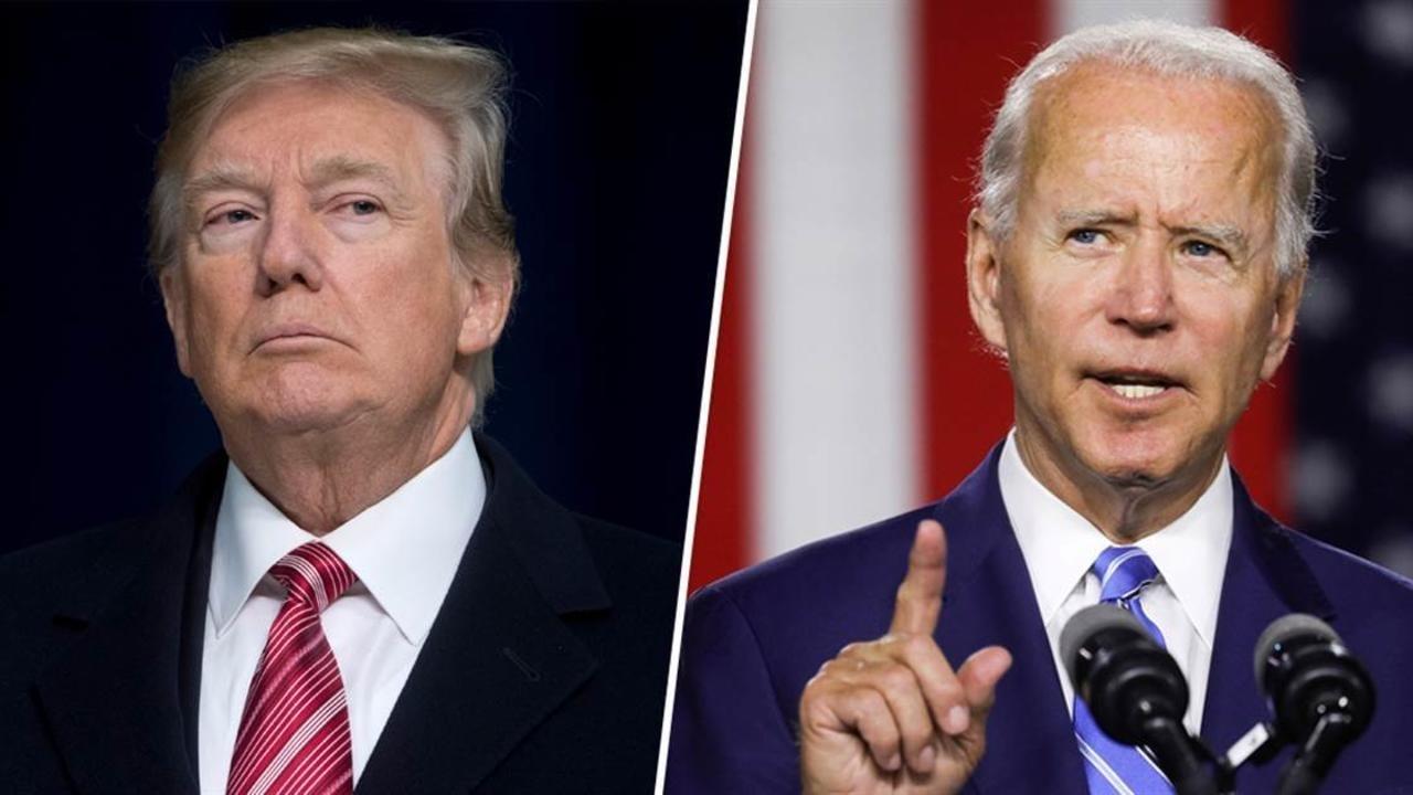 美国总统候选人首场辩论即将登场,特朗普拜登都会以攻击对方个人记录为武器