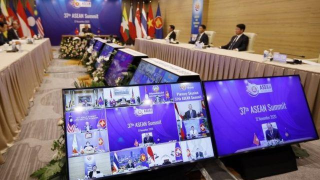 中国及亚太国家打造超级经济圈RCEP的六个看点- BBC News 中文