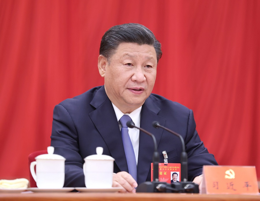中國國家主席習近平。圖 : 翻攝自新華網