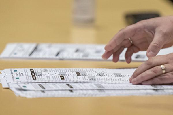 新研究:拜登从数千非公民非法投票中受益
