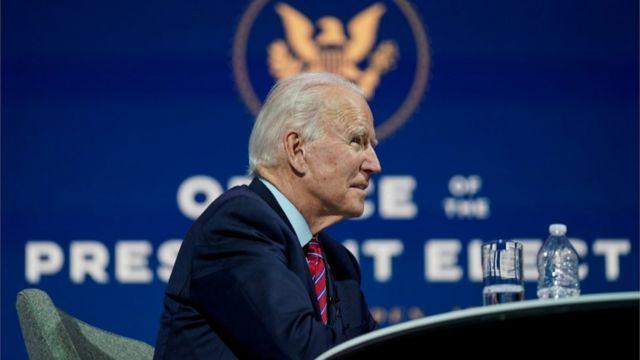 美国大选:特朗普承认拜登团队过渡交接工作可以展开但誓言仍将挑战选举结果- BBC News 中文