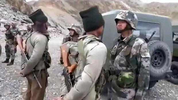 今年中印兩國於西藏邊境地帶發生多起大規模武裝衝突,近日卻有印度官員表示,中共當局30年來首度向印進口大量稻米、穀物。圖:翻攝自微博