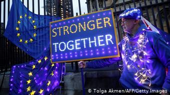 London Anti-Brexit Protest