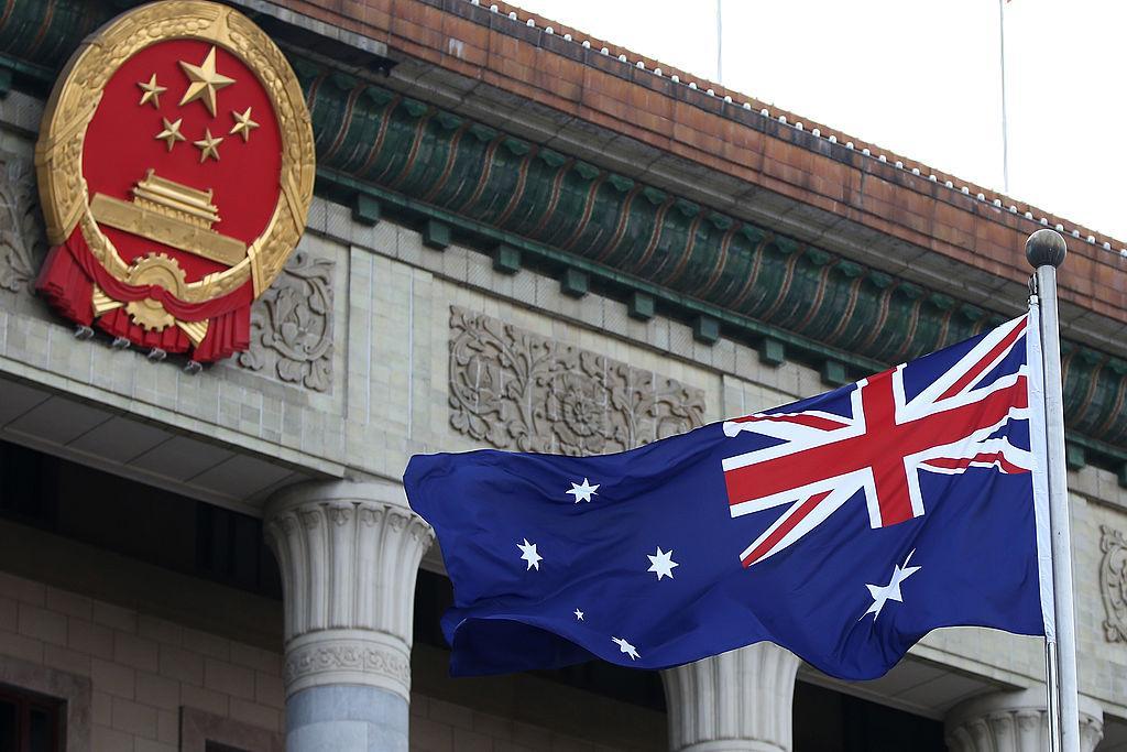 中澳關係持續緊張,中國海關禁止澳洲煤炭進口,導致船員被迫在海上漂流半年之久。。圖:翻攝自twitter(資料照)