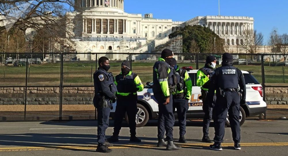 媒体:传闻在国会大厦骚乱中死亡的警察系死于自杀
