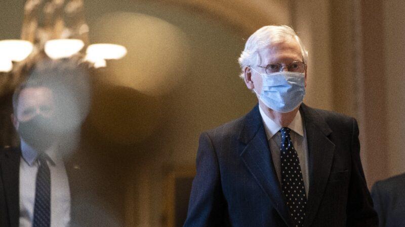 麦康奈尔称弹劾川普为良心投票 拒统一党内意见