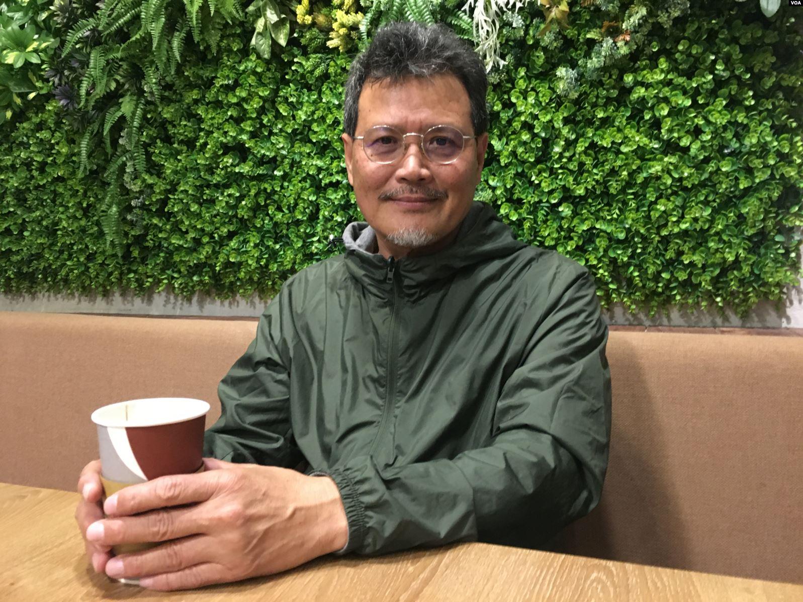 台湾国际战略学会执行长罗庆生