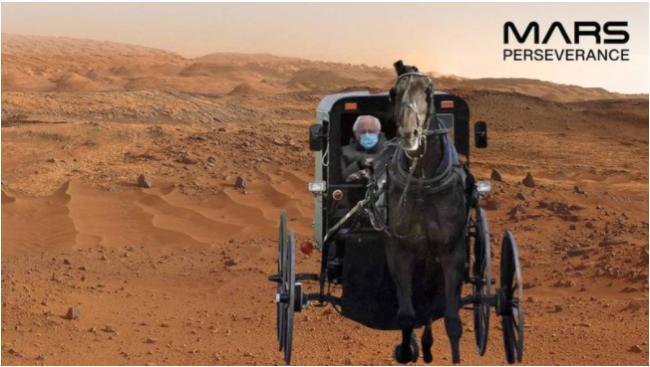 """美国航空总署推出""""火星快照""""服务,让你透过P图完成登陆火星的梦想"""