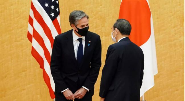 日本点名谴责中国共产党匪帮