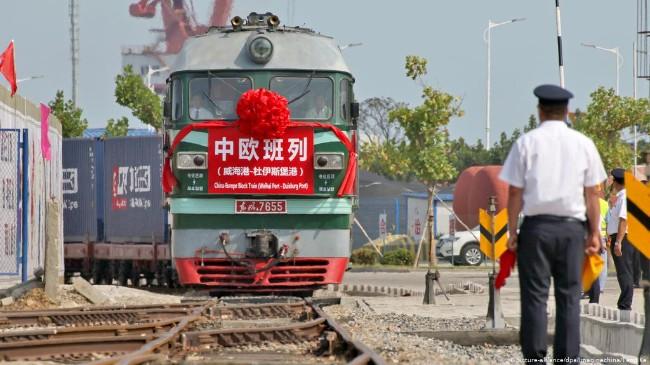一带一路货运列车抵达德国.jpg