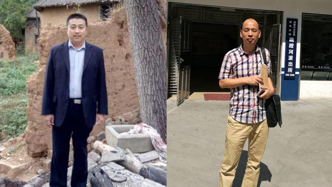 任全牛(左)與盧思位(右),疑因代理潛逃台灣12港人案,遭當局吊銷律師執照。(圖/翻攝自盧思位、任全牛臉書) 代理「12港人案」 律師1人禁足、1人事務所被迫解散