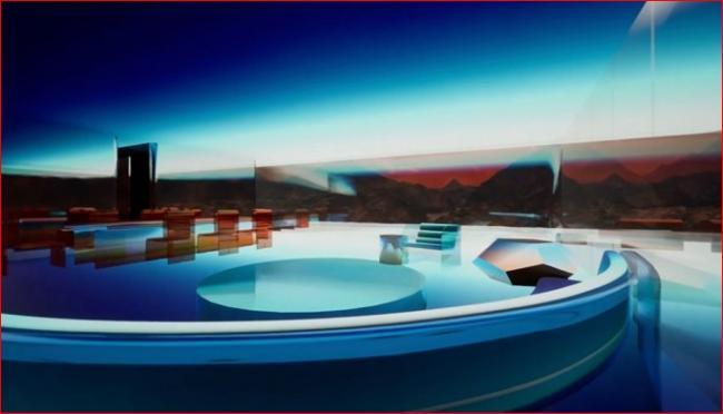 火星上首座虚拟房屋卖了500000美元