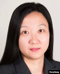 美国史汀生中心东亚研究所高级研究员兼共同主任孙韵。(本人提供)