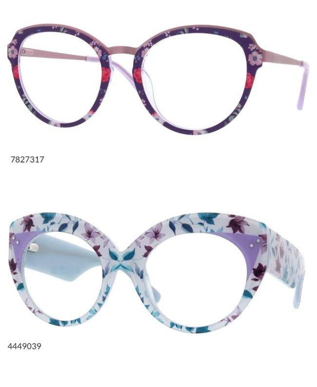 最新花色款眼镜