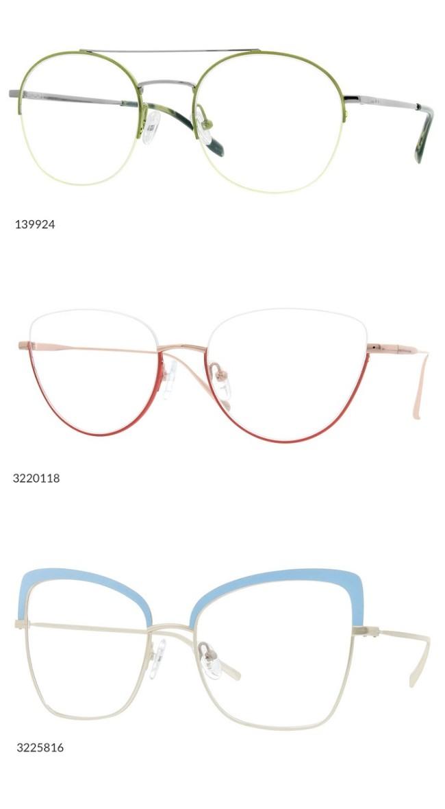 最新大框猫眼款眼镜