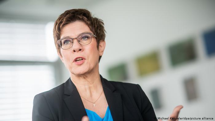 Deutschland Berlin | CDU-Chefin | Annegret Kramp-Karrenbauer