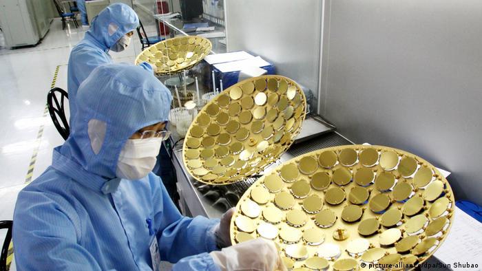 China Chip Produktion