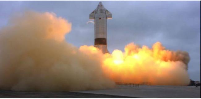 殖民火星在望!SpaceX星舰五度试飞首次完整降落