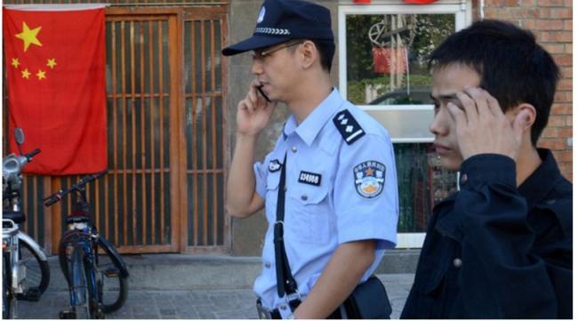广东民营企业家聚个餐 警察们就来了