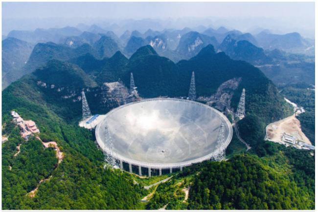 """不顾霍金严厉警告!中国宣布""""天眼""""有新发现"""