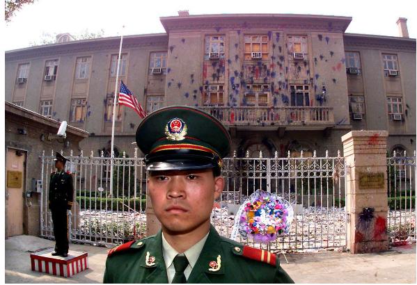 1999年美轰炸中国使馆 江泽民忍辱负重决策内情