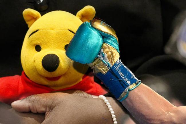"""避讳习近平?中媒把维尼熊改称""""噗噗熊"""""""