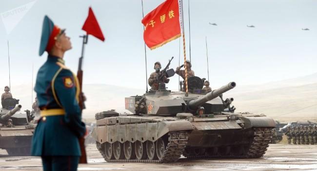 官媒:中俄联手绝对是美国的噩梦