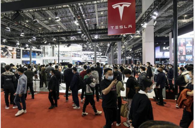 特斯拉又有大麻烦:中共新规 汽车数据禁传境外